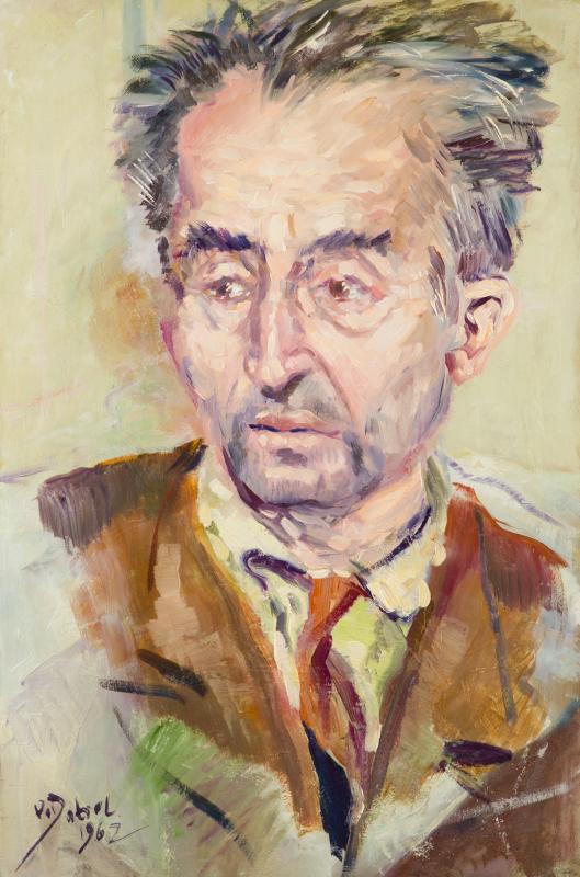 "Peter Dotrel ""Männerporträt"""