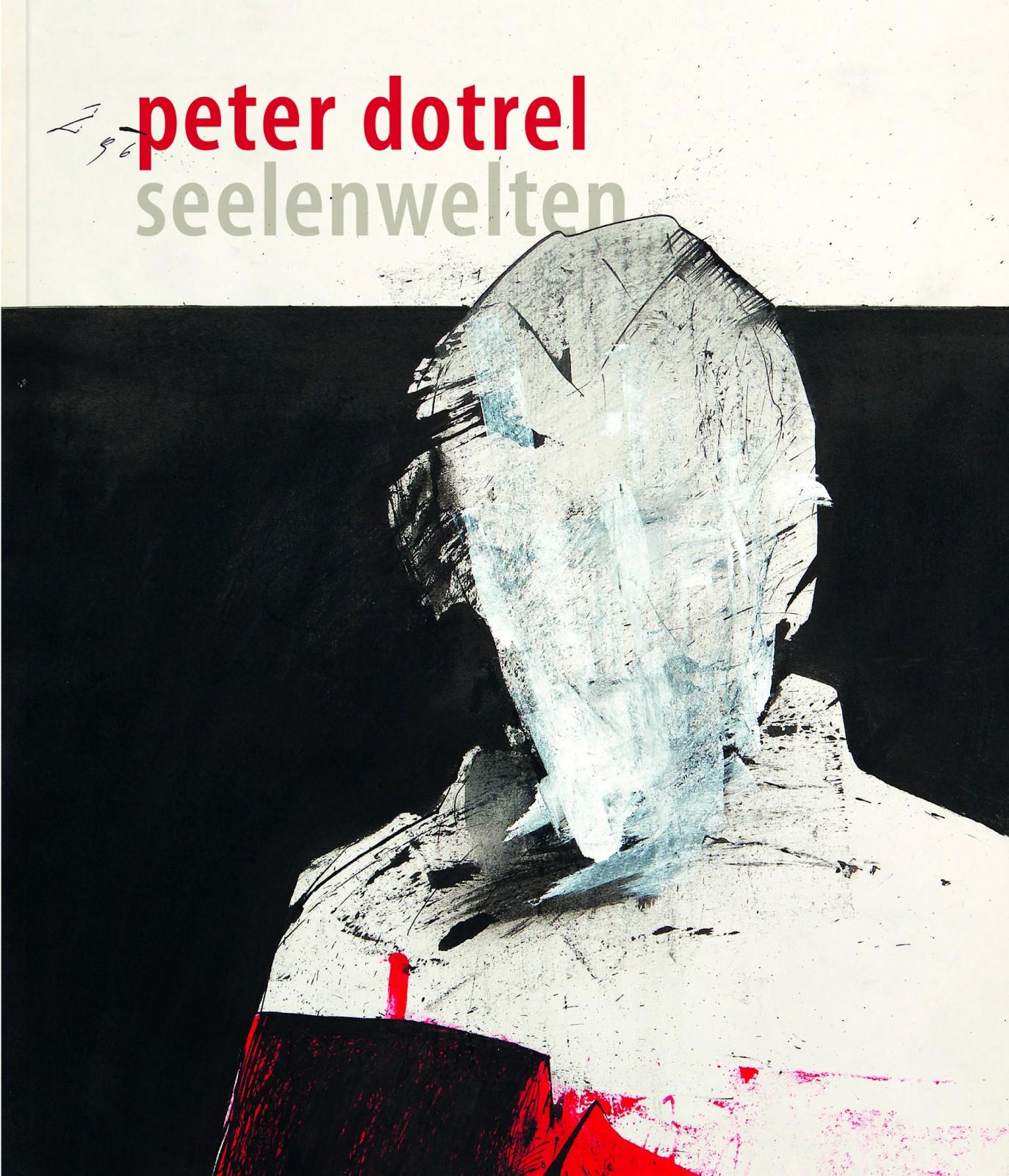 Peter Dotrel Seelenwelten Cover