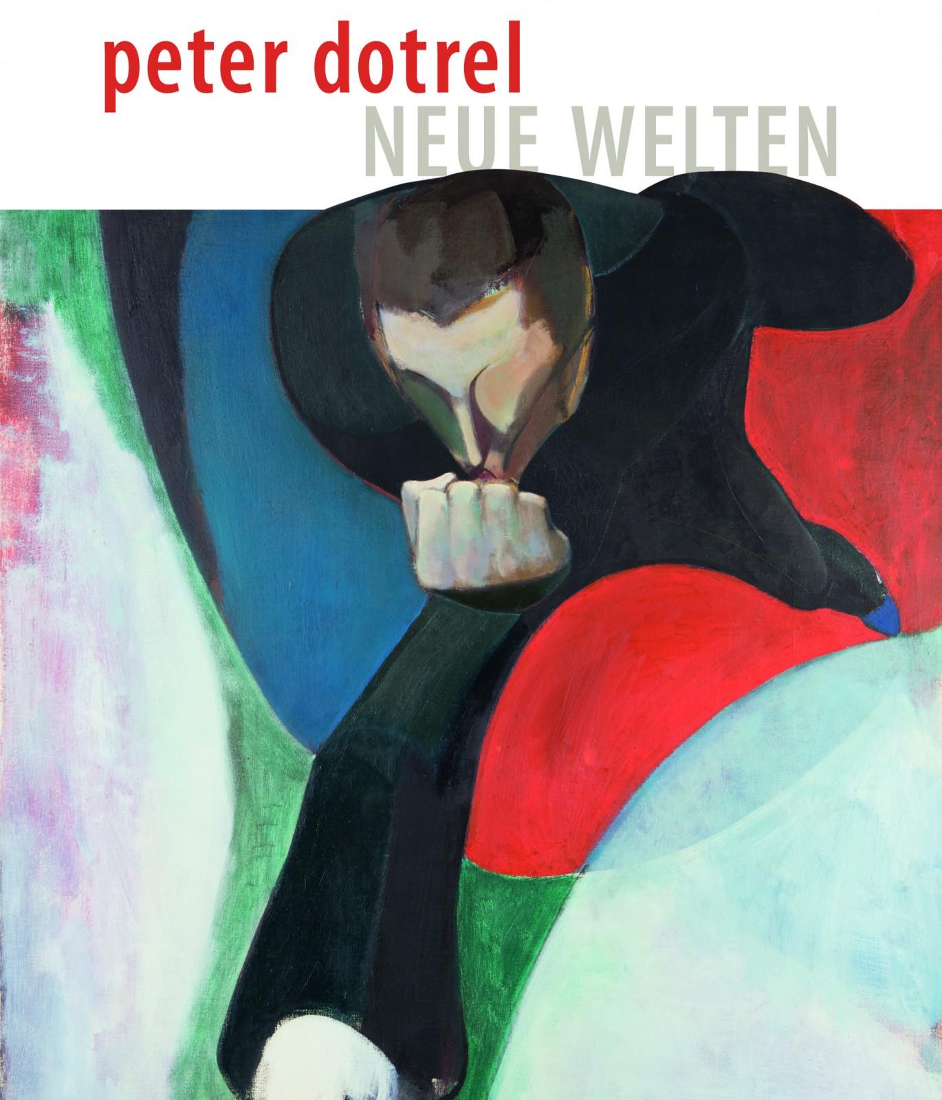 Peter Dotrel Neue Welten Cover