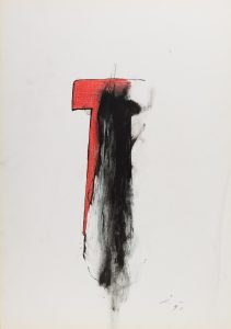 Peter Dotrel Rotes Symbol