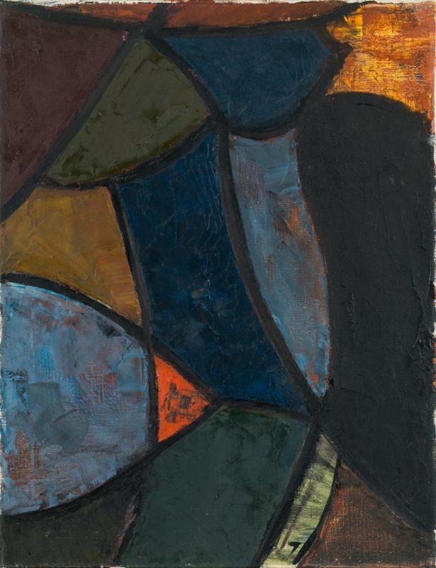 Peter Dotrel Mann im blauen Sakko