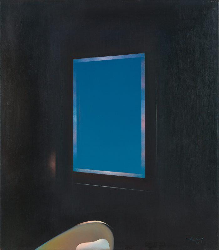 Peter Dotrel Fenster zur Welt II