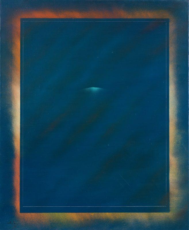 Peter Dotrel Licht am Horizont