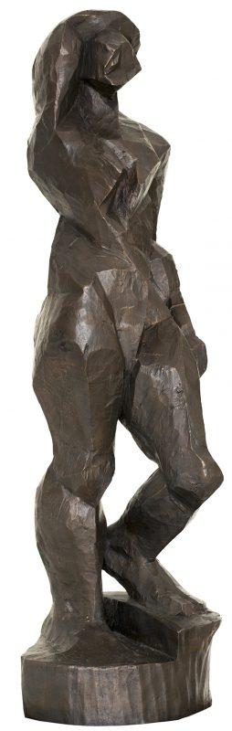Oskar Höfinger Kristalline Figur