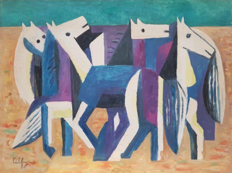 Peter Palffy Pferde
